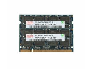 SK Hynix HYMP125S64CP8-Y5 2GB 2RX8 PC2-5300S DDR2 667Mhz 200Pin Memory Laptop Notebook SODIMM