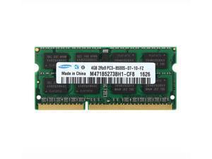 For Samsung M471B5273BH1-CF8 4GB DDR3 1066Mhz PC3-8500S 204pin SODIMM Laptop RAM Memory