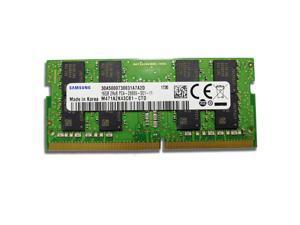 Samsung 16G 260pin DDR4 SO-DIMM 2Rx8 DDR4 2666MHz (PC4 21300) 1.2V CL11 Laptop Ram Memory M471A2K43CB1-CTD