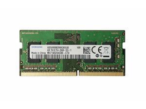 Samsung 4GB DDR4 PC4-21300 2666MHZ 260 PIN SODIMM 1.2V CL 19 laptop ram memory M471A5244CB0-CTD