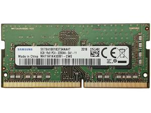 Samsung M471A1K43DB1-CWE 8GB DDR4 PC4-25600 3200MHZ 260 PIN SODIMM 1.2V CL 22 laptop ram memory