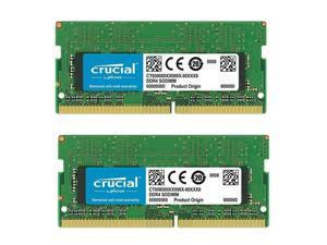 Crucial 8GB(2X4GB) 3200MHz PC4-25600 CL22 1.2V Laptop 260-Pin DDR4 SO-DIMM CT4G4SFS632A
