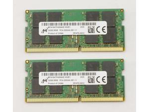 Micron 64GB(2X32GB) MTA16ATF4G64HZ-3G2E1 Laptop Memory CP4-25600 SODIMM DDR4-3200 2RX8 1.2V