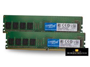 Crucial 8GB (4GB x2) DDR4 2133mhz CT4G4DFS8213.C8FBD2 UDIMM 1.2V CL15 Desktop RAM Memory