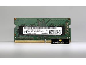Micron 16GB MTA8ATF2G64HZ-3G2EZES DDR4-25600 RMA CP4-3200AA SODIMM Notebook/Laptop Memory 1.2V CL22