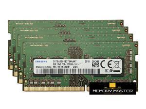 Samsung M471A1K43DB1-CWE 32GB(4X8GB) DDR4 PC4-25600 3200MHZ 260 PIN SODIMM 1.2V CL 22 laptop ram memory