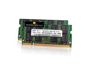Samsung 2GB PC2-5300S-555-12-E3 DDR2-667MHz M470T5663QZ3-CE6 SODIMM Laptop Memory RAM