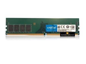 Crucial CT8G4DFS8266.M8FE 8GB 1x8GB PC4-21300 DDR4-2666MHz UDIMM 288-PIN Desktop Memory Ram