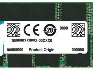 Crucial 4GB DDR3 nonECC Unbuffered CL11 204P SoDimm CT51264BF160B.C16FER2