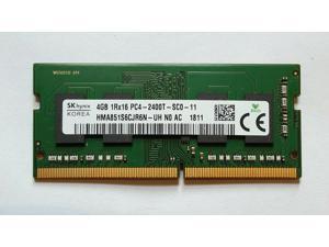 Hynix HMA851S6CJR6N-UH 4GB DDR4 2400MHz PC4-19200 DDR4-2400T SODIMM Laptop RAM Memory