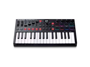 M-Audio Oxygen Pro Mini 32-Mini-Key USB Powered MIDI Controller w/Smart Controls