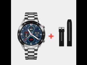 SERVO 2021 HD Full Circle Touch Screen Mens Smart Watches IP68 Waterproof Sports Fitness Watch Fashion Smart Watch for Men