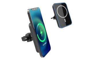 MagSafe Compatible Qi Charger and Car Mount For iPhone 12/12mini/12 pro/12pro max