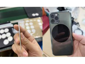 Magnet Plate Stick Enhance Magnetic Force even your iPhone 12 wears a normal phone case