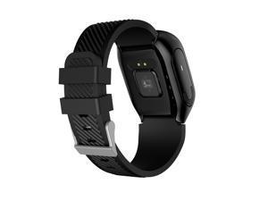 2-In-1 Smart Watch TWS Earbuds Fitness Tracker True Wireless Bluetooth 5.0 Headphones Pedometer Calorie Counter Activity Tracker Smart Bracelet Wrist Band Heart Rate Blood Pressure Monitor