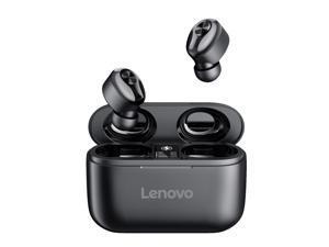 Lenovo HT18 Wireless BT Headphone In-ear Sports Earbuds HiFi Sound Quality Sweatproof Noise Reduction Headphone Black