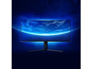 Xiaomi Monitor 34'' Curved Gaming Monitor WQHD Curved Surface Screen Wide Viewing Angle Monitor 144Hz High Refresh Rate AU Plug
