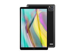10.1'' Metal Tablet with MT6592 Eight-core Processor 1280*800 Resolution 2GB+32GB Memory Support 2G/3G Calls Green+Black US Plug Black