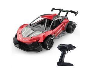EACHINE RC Cars for Adults EC06 RC Drift Sports Racing Car Alloy 1/14 Scale Hight Speed Radio Fast 22 Km/h Electric Vehicle RC Drag Cars Racing Super Cars Large RC Cars Toys