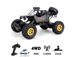 1:12 60KM/H 2.4G 4WD RC Car Toy Remote Control Monster Truck OFF Road