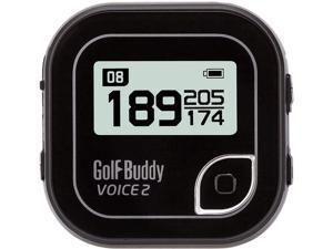 GolfBuddy Voice 2 Golf GPS/Rangefinder black
