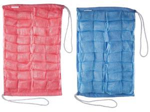 Easy Reach Loofa Cloth - The All-in-One Full Body Wash Cloth - 2 Pack