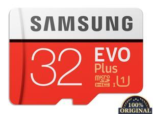 New 100% Original Samsung Flash Memory Card EVO PLUS 32GB Reading Speed 95M/s Write Speed 20MB/s  Micro SD Card Class 10 U3 UHS-I TF Card With Adapter