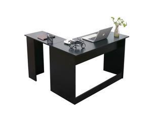 Ivinta L Shaped Desk Corner Desk Home Office Workstation 7191