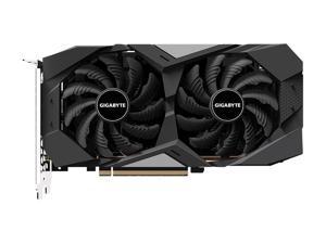 GIGABYTE Radeon RX 5500 XT DirectX 12 GV-R55XTOC-4GD 4GB 128-Bit GDDR6 PCI Express 4.0 x16 ATX Video Card