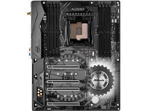 ASRock X299 Taichi LGA 2066 Intel X299 SATA 6Gb/s USB 3.1 ATX Intel Motherboard