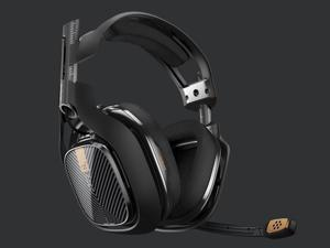 Logitech Astro 40 Gaming Headset, Built-in MIC-Support MOD Accessory Change, Dolby 7.1 Surrounding Sound