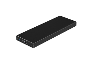 MAIWO TypeC to B+M key SATA M.2 SSD enclosure with aluminum case to speed 10Gbps.support M.2 2230,2242,2260,2280