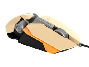 Yier 850R Gaming Mouse,with RGB,7 DPI Adjustable up to 12000, 8 Buttons, Ergonomic Gamer PC Mouse for Windows/Mac/Sega Dreamcast