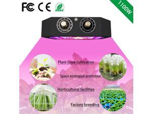1000W LED Grow Light with Adjustable Light Intensity, Full Spectrum COB LED Grow Light for Indoor Plants Flowers Greenhouse (1000W)