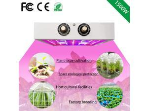 LED Grow Light Full Spectrum Strip LED Grow Lights for Indoor Plants Full Spectrum Bulb 1500w for Greenhouse, Hydroponic, Veg, Succulents, Seedlings and Flower