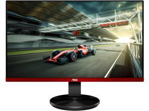"G2490VX 24"" Class Frameless Gaming Monitor, FHD 1920x1080, 1ms 144Hz, FreeSync Premium, 126% sRGB / 93% DCI-P3, 3Yr Re-Spawned Zero Dead Pixels, Black"