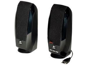 Logitech S150 USB Speakers with Digital Sound, For Computer, Desktop or Laptop