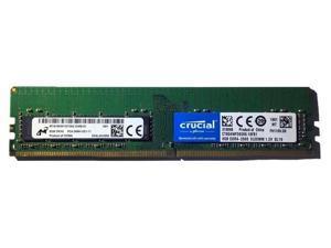 Crucial CT8G4WFD8266 16GB (2 x 8GB) DDR4 2666 (PC4 21300) 2Rx8 1.2V ECC UDIMM Memory Micron MTA18ASF1G72AZ-2G6B1ZI