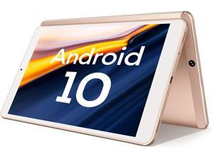 Android 10.0 Tablet, Vastking Kingpad SA10 Octa-Core Processor, 3GB RAM, 32GB Storage, 10-inch, 1200x1920 IPS, 5G Wi-Fi, GPS, 13MP Camera, Bluetooth, Blue Light Filter Screen, Rose Gold