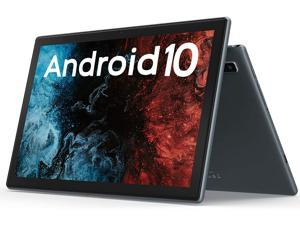 10-inch Tablet, VASTKING KingPad K10 V2.0 Android 10, 1920x1200 Resolution Octa Core Tablet, Up to 1.8Ghz, 3GB RAM, 32 GB ROM, 13MP Rear Camera, Bluetooth 5.0, 5G Wi-Fi, GPS, Full Metal Body, Ash Grey