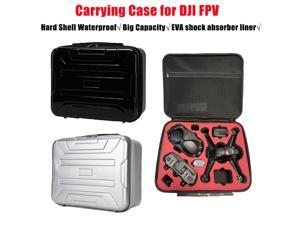 Professional Storage Bag Hard Shell EVA for DJI FPV Drone Battery Remote Control Goggles Box Waterproof Protective Carry Case