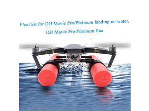 Landing Skid Float Kit For DJI Mavic Pro Camera Adapter Bracket Platinum Drone Landing Gear Accessories For DJI OSMO Action Part