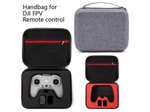 DJI FPV Hard EVA Handheld Storage Bag Waterproof Protective Box Carrying Case for DJI FPV Handbag Carry Bags Case
