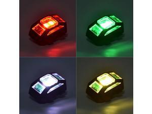 Night Flying Signal Lamp Navigation Light Flash Lights For DJI FPV Combo Mavic Air 2 FIMI Drone Toys Drone 4k Profesional