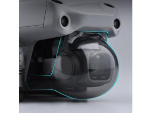 Gimbal Lock Stabilizer Camera Lens Cap for DJI Mavic Air 2S Camera Guard Lens Hood Protective Cover Drone Lens Protection Cap