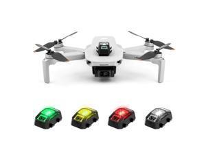 Signal Lights Night Flying Flash Navigation Strobe Lamp Alarm Indicator Light For DJI FPV Combo Mavic Air 2 Drone 4k Toys