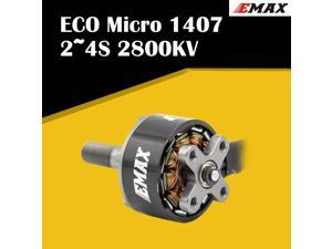 RC Drone Parts ECO Micro Series 1407 2~4S 2800KV 3300KV 4100KV CW Brushless Motor For FPV Racing RC Drone  Parts