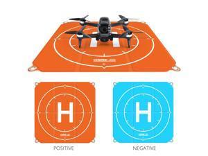 "Drone Landing Pad 50cm19""Universal Waterproof Portable Fast-Foldable Helipad For DJI Mavic Mini 2/Mavic Air 2 RC Quadcopters"
