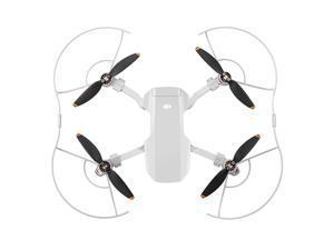 DJI Mavic Mini 2/Mini Propeller Guard Protection Bumper Portable Landing Gear for DJI Mavic Mini Drone Blade Protector Cover