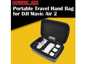STARTRC Carrying Case Portable Travel Hand Bag for DJI Mavic Air 2 Drone Accessories